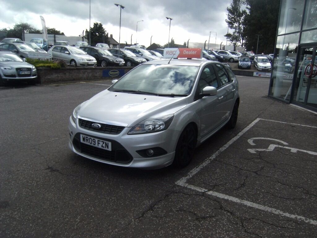 2009 09 FORD FOCUS 1.6 ZETEC S S/S 5d 113 BHP **** GUARANTEED FINANCE **** PART EX WELCOME