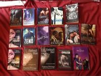 ADULT / NEW BOOKS SCIFI,BDSM,NEW ADULT PARANORMAL ETC