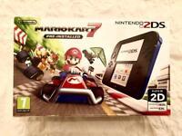Nintendo 2ds mariokart7