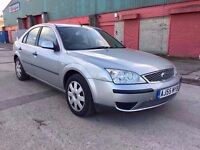Ford Mondeo 2.0 LX 5dr (S/HISTORY) (AUTOMATIC) 2005