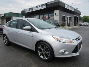 2014 Ford Focus Only $40/Wkly SE Hatchback Automatic Heated Seat