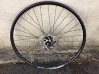 MTB front wheel