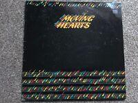 "MOVING HEARTS - MOVING HEARTS 12"" VINYL LP"