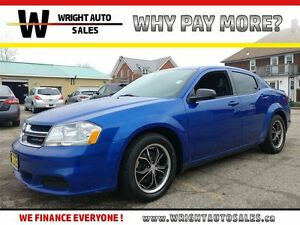 2013 Dodge Avenger CRUISE CONTROL| A/C| 142,531KMS