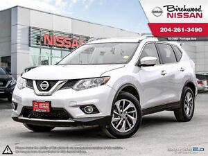 2015 Nissan Rogue SL LOADED AND LIKE NEW!