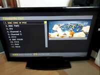"""42"""" 1080p HD LCD Television USB - Excellent Condition - Delivery Available"""