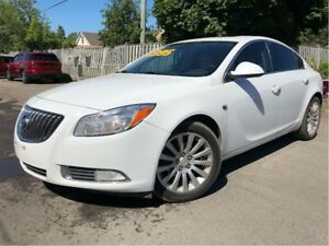 2011 Buick Regal CXL NICE LOCAL TRADE!!! LEATHER