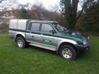 MITSUBISHI L200 DIESEL TRUCK 2003 - 12ths M.O.T. - TOTALLY RELIABLE.