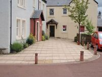 One Bedroom First floor flat in Biggar to rent for £69 per week