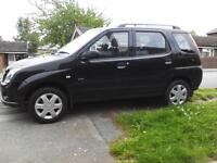 SUZUKI IGNIS 1.3 VVT GL, 5 DOOR, 2006(06)Reg. ONLY 35,550 MILES. 2 OWNERS FROM NEW.