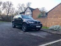 BMW X5 SPORT 3.0d EXCLUSIVE 5dr
