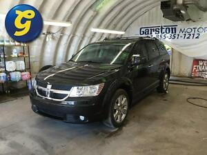 2010 Dodge Journey RT*AWD*SUNROOF*LEATHER SEATS*REMOTE START*BAC