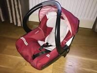 Maxi Cosi group 0 car seat
