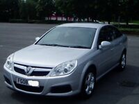 2008 Vauxhall Vectra 1.9Cdti Exclusive. Full Dealer History. 1 Owner.Mot March 2018. 6 Speed Manual