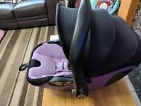 Kiddy Evo-lunafix Car seat with ISOFIX Base