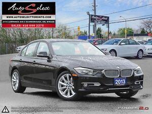 2013 BMW 320i xDrive AWD ONLY 66K **CLEAN CARPROOF** MODERN PKG