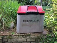 Grass collecting box for Honda ride on lawnmower