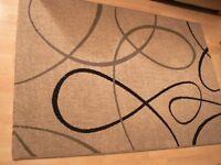 Living room rug 170 x 140cm