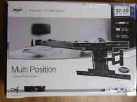 AVF Multi Position TV WALL MOUNTS Up to 70""