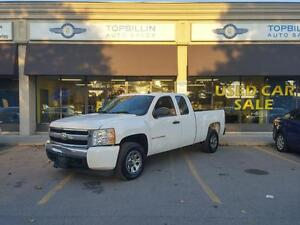 2007 Chevrolet Silverado 1500, 7 Ft Long Box, indash Navigation