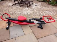 rowing machine 6 weeks old brand new £100 o n o