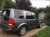 Land Rover Discovery 3 TDV6 2009