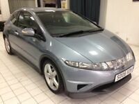 2008 Honda Civic Type-S 1.8 Automatic