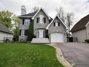 479 000$ - Maison 2 étages à vendre à Vaudreuil-Dorion