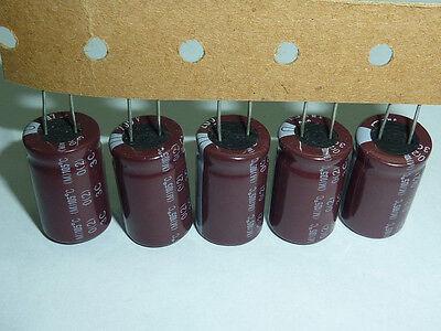 20pcs Nippon Standard Capacitor 200v47uf 200v Kmg 12.5x20mm 105