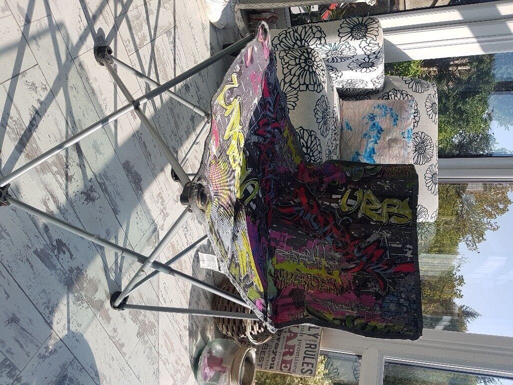 Kids camping/garden chair