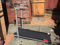 Treadmill for sale, never used.