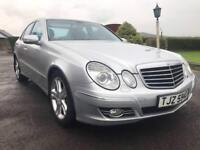 2007 Mercedes E280 CDI Avantgarde Auto / low miles / trade in accepted / motd until 5/15/19
