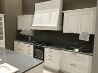 Italian designer kitchen for sale display model