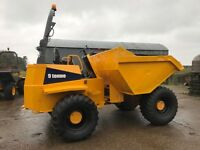 Dumper Thwaittes 2004 low hours Tight Tidy