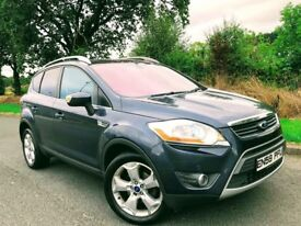 2010 Ford Kuga 2.0 Tdci Titanium****OWN THIS CAR TODAY FOR £44 A WEEK*****