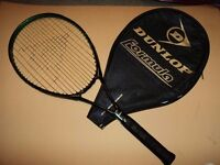 4 tennis rackets £5-£10 each or £20 the lot