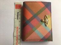 Vivienne Westwood Leather Cardholder