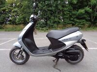 2008 PEUGEOT VIVACITY 100 2T SCOOTER MOPED 1 OWNER 3K MILES RUNS A1 NEW MOT &TAX