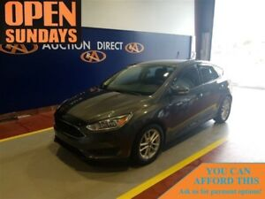 2016 Ford Focus SE! ALLOYS! ONLY 19575KM