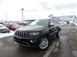 2017 Jeep Grand Cherokee Limited+TOIT