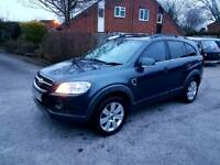 Chevrolet Captiva 2.0 DIESEL,4WD,7 SEATERS