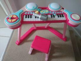 Pink Keyboard