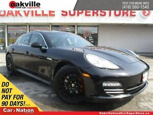 2010 Porsche Panamera 4S | ACCIDENT FREE | NAVIGATION | 20 RS SP