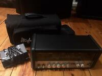 Hughes and Kettner Tubemeister 18w all valve guitar head amplifier