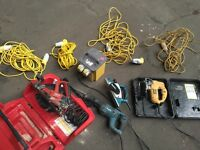 Job lot Makita hilti Dewalt