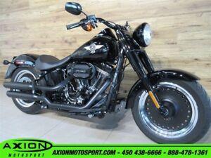 2017 Harley-Davidson FLSTFBS Fat Boy S