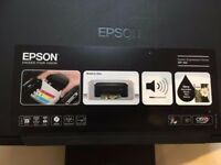 Epson XP-102 Printer, Scanner and Copier - FULLY WORKING - Selling due to moving location