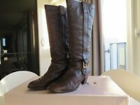 Ted Baker Leather Women's Knee High Boots