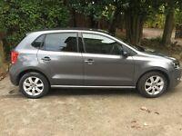 Reg December 2011 Volkswagen Polo Grey Quick sale owner going away.