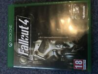 Microsoft Xbox One 2015 Fallout 4